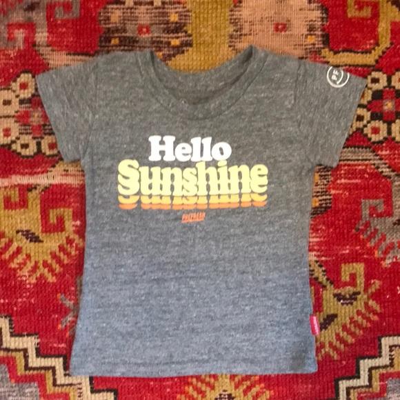 a03728c31 PREFRESH Shirts & Tops | Hello Sunshine Toddler Vintage Style Tee ...
